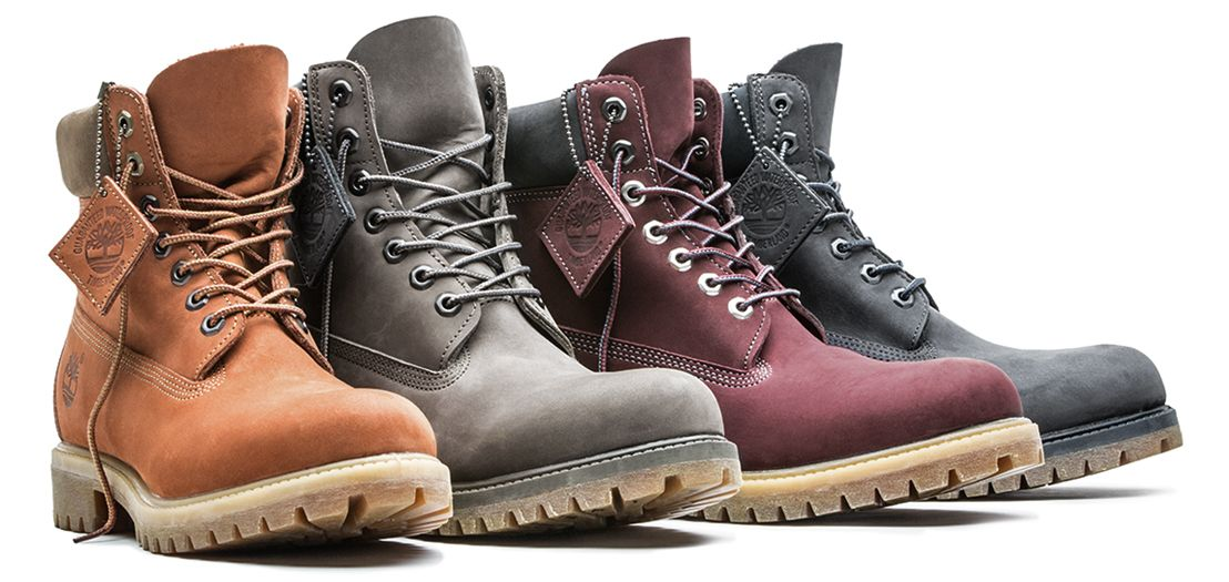 All the fall feels. | Timberland boots