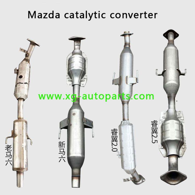 Mazda Catalytic Converter Mazda Cars Mazda Converter