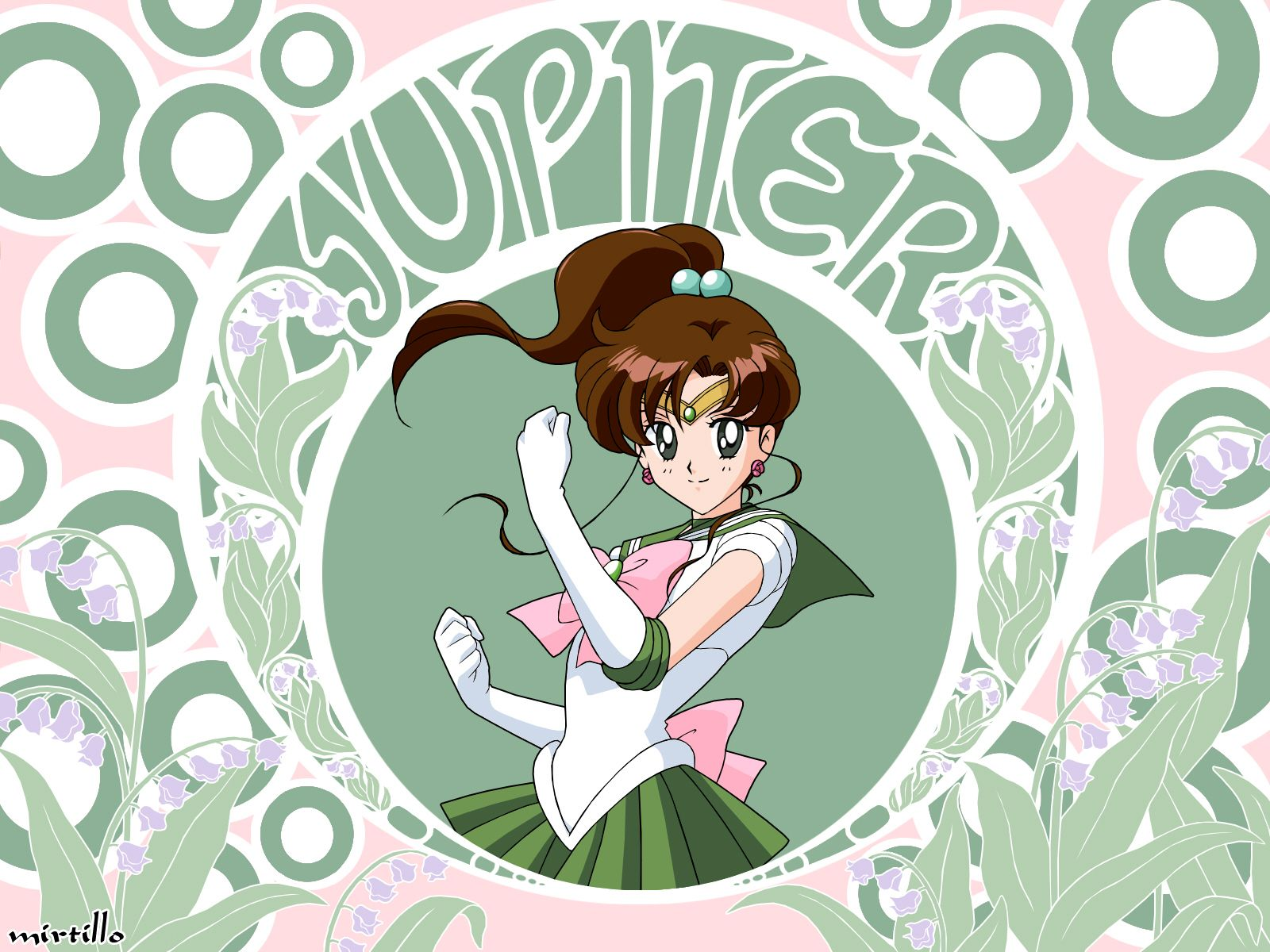Sailor Jupiter | Sailor Jupiter 4ever Sailor Jupiter Wallpaper ...