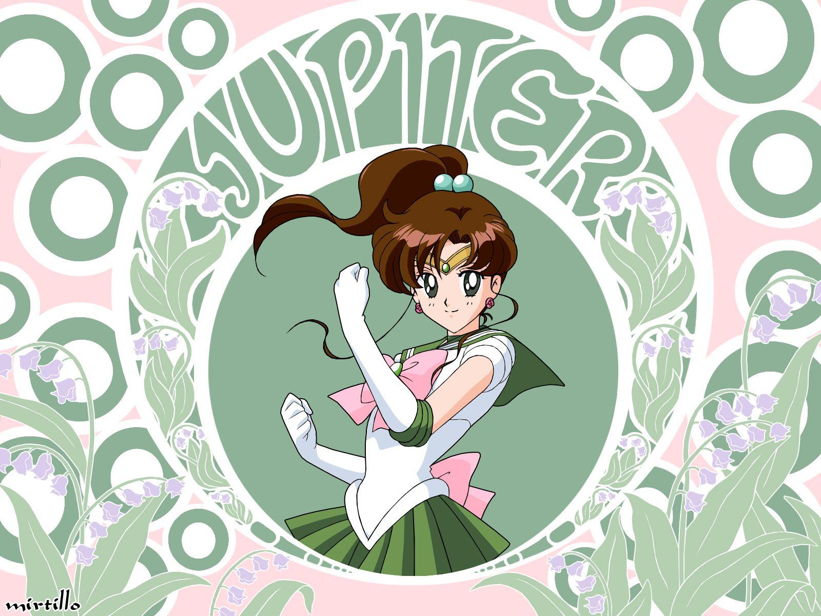 Sailor Jupiter 4ever Wallpaper Sailor Jupiter Wallpaper Sailor Moon Wallpaper Sailor Jupiter Sailor Moon Manga