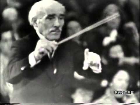 Arturo Toscanini conducts Giuseppe Verdi Aida Triumph March & Dances