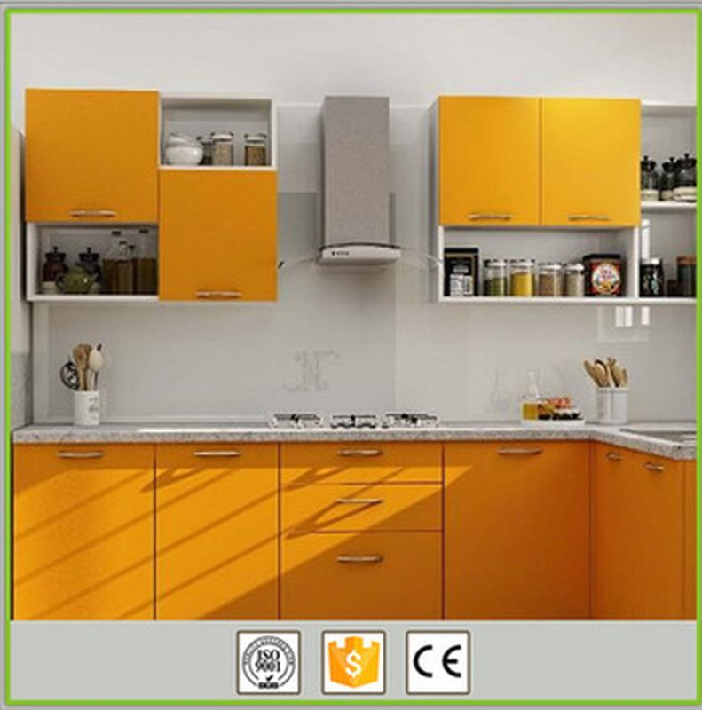 Modular Kitchen Designs Catalogue: Small Modular Kitchen Designs Catalogue With Kitchen
