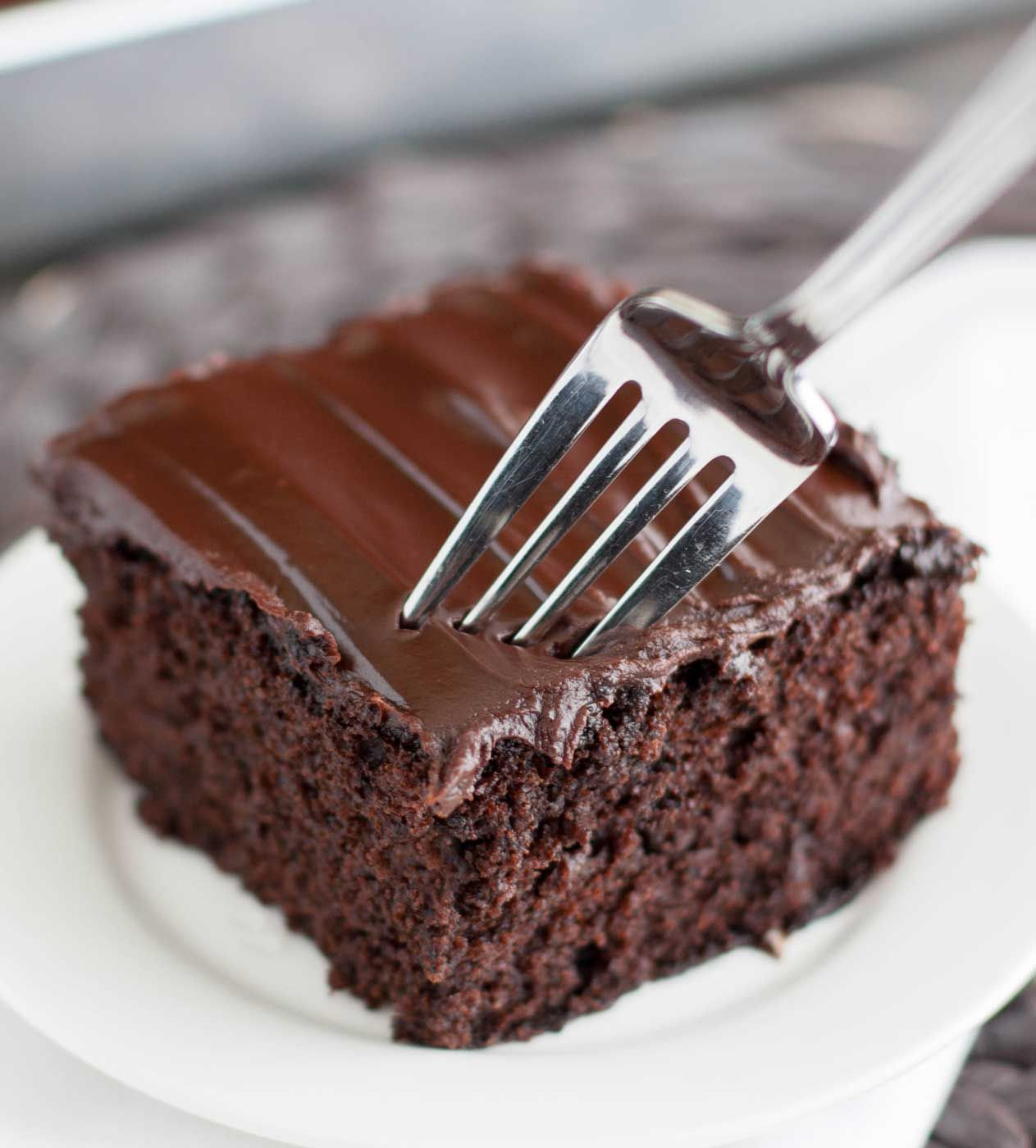 Crazy chocolate olive oil cake recipe chocolate olive oil cake crazy chocolate olive oil cake 9 sciox Gallery