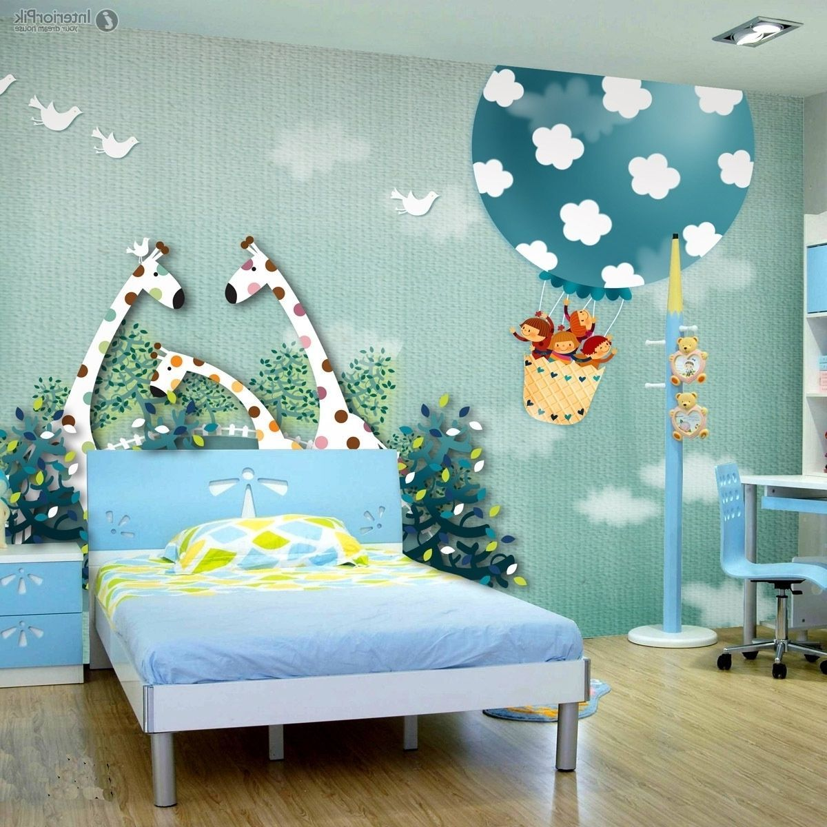 70+ Kids Room Murals   Interior Design Bedroom Ideas On A Budget Check More  At