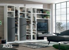 Mobili soggiorno moderni mobili tv scaffali e librerie in