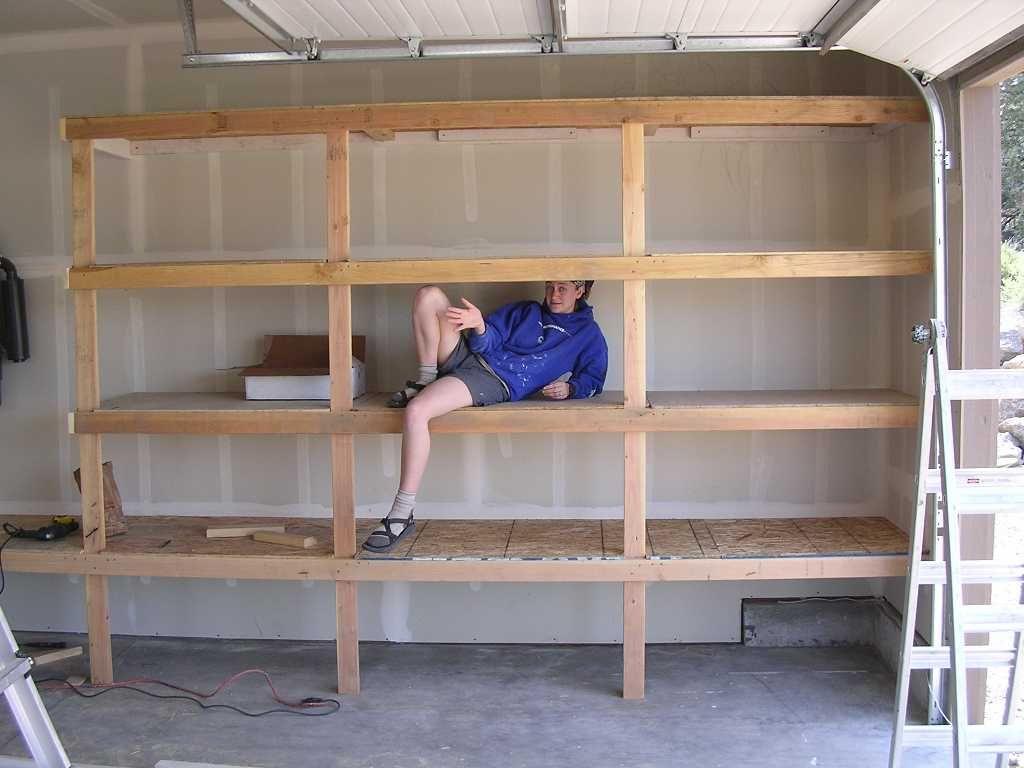 15 Budget Friendly Garage Storage Ideas Wp Design Inspiration Ideas Garage Storage Shelves Garage Storage Cabinets Garage Shelving Plans
