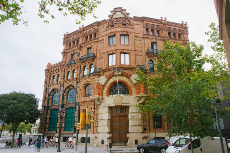 Ruta del Modernismo de Barcelona: Antigua Central Catalana de Electricidad