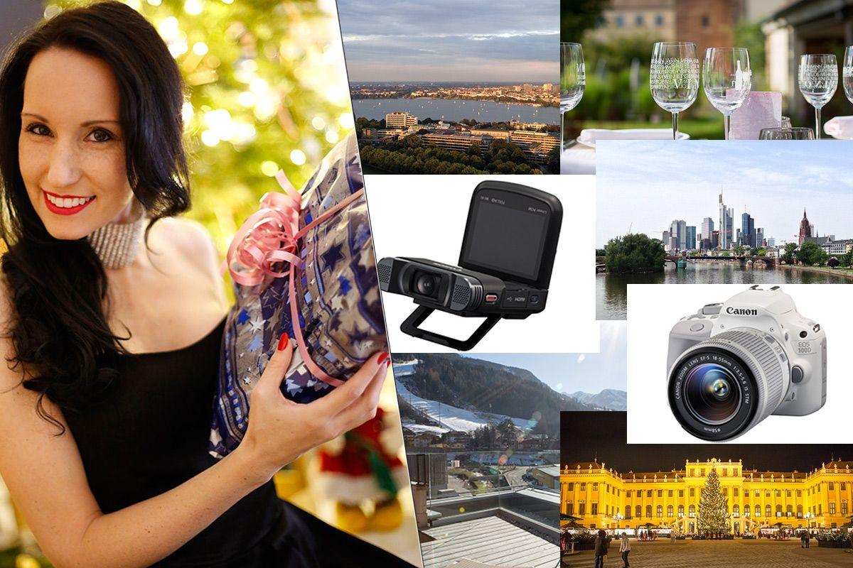 Winter Giveaway - Reisen - Technik und Foto im Reise Blog #giveaway