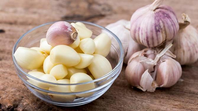 24 Ideas De Saludables Comer Ajo Crudo Problemas De Salud Como Crecer El Pelo