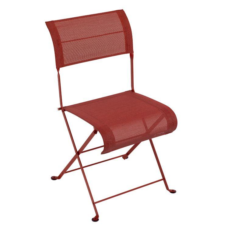 Chair Dune by Fermob | Indoor & outdoor furniture Batyline ...