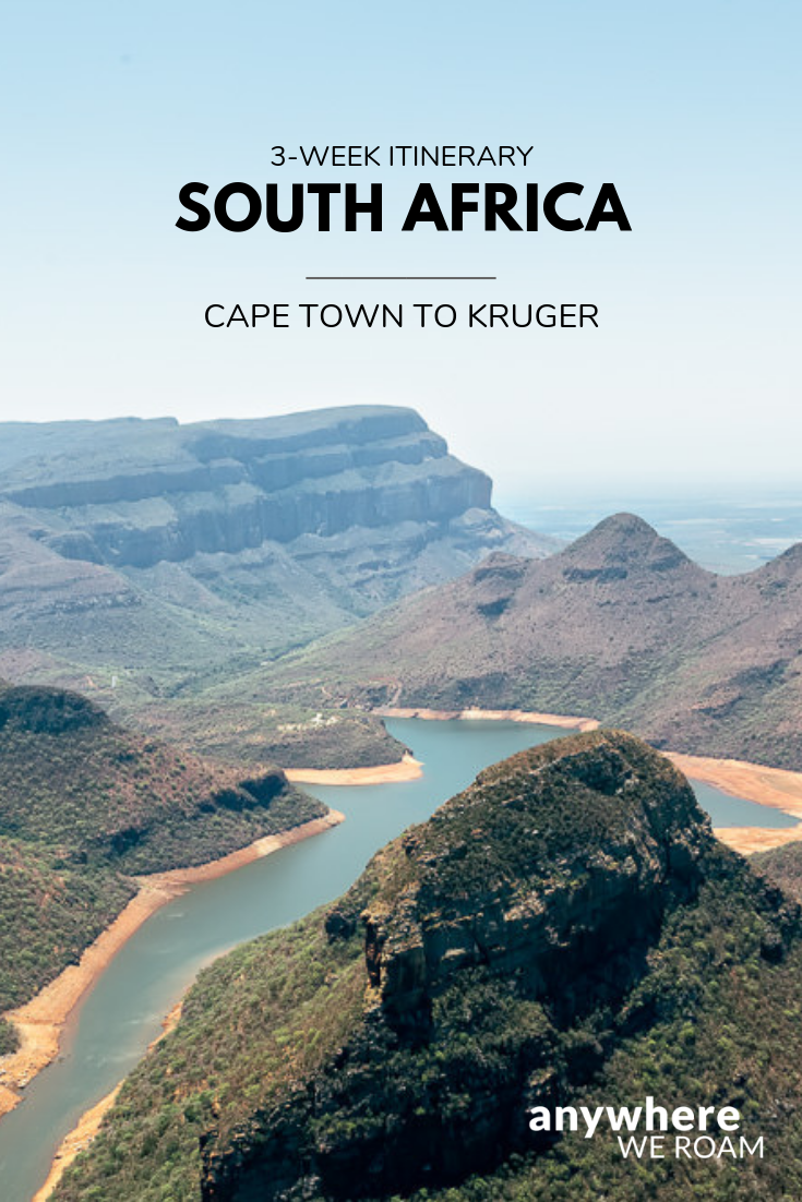 3-week South Africa itinerary – Cape Town to Kruger | AWR