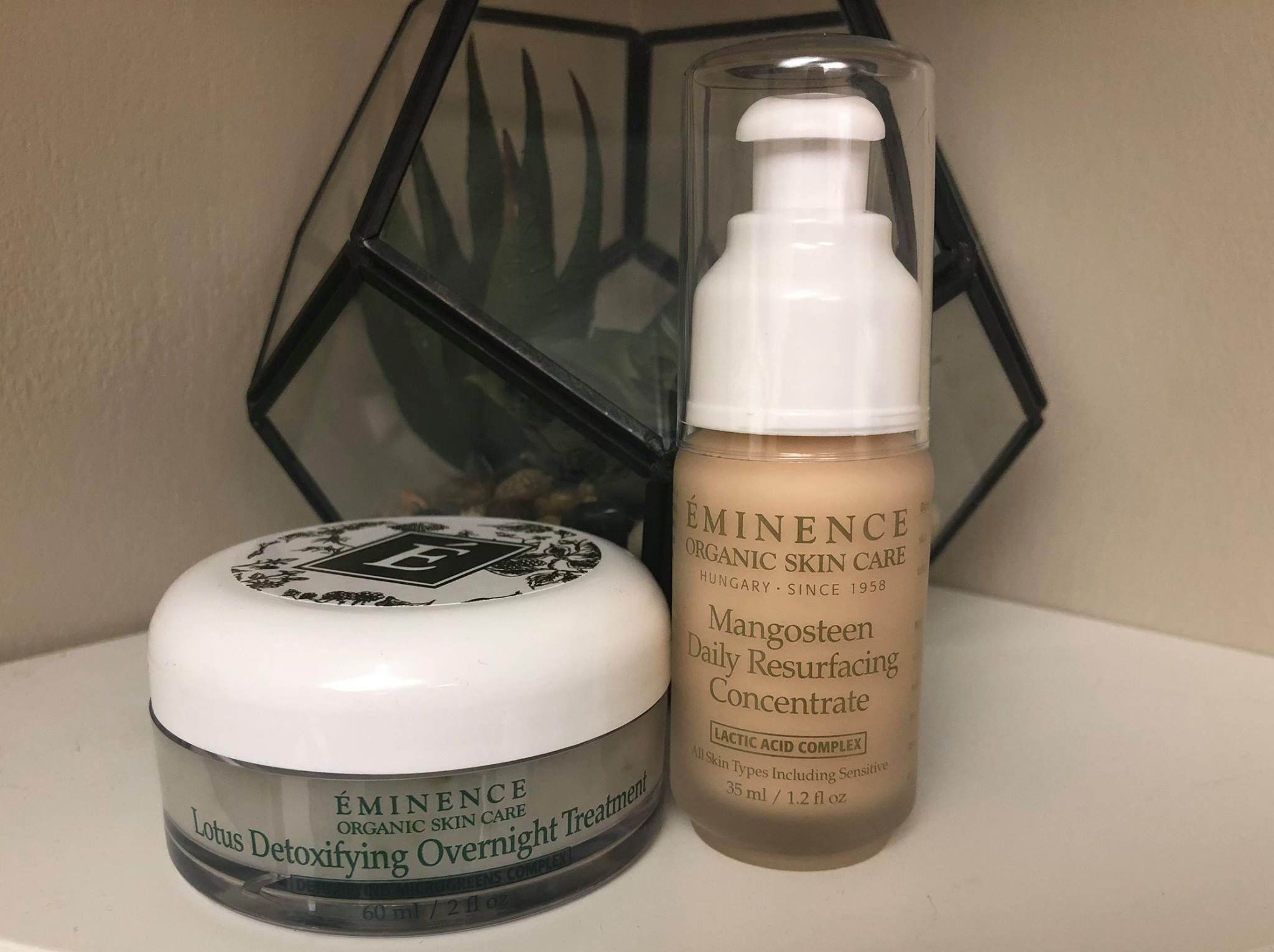Pin By Ali On 21 In 2020 Moisturizer Eminence Organic Skin Care Overnight Treatment