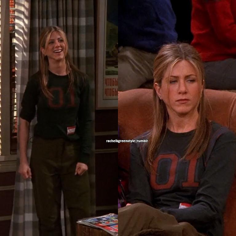 El estilo de Rachel Green