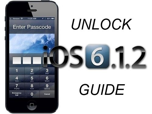 use this guide to unlock ios 6 1 2 on iphone 4 4s 5 3sg and 3g rh pinterest com iphone unlock guarantee iPhone Unlock Service