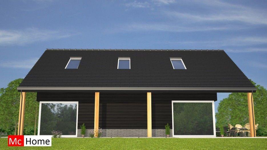 mc home homenl k18 v5 schuurwoning lofthouse landelijke ontwerp moderne energieneutrale woning in staalframebouw depot bgc hours