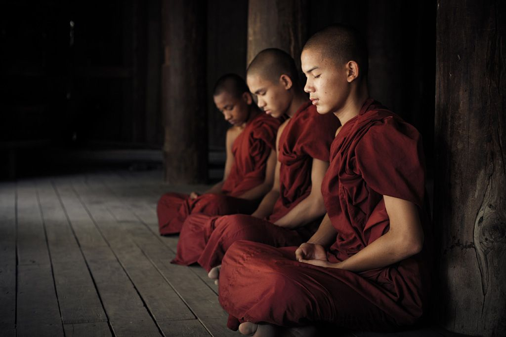 Fotografía Meditación por Philippe CAP en 500px
