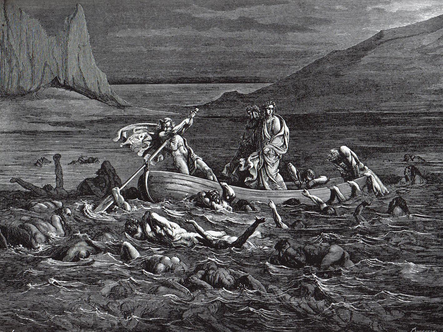 "Virgil Dantes Inferno ""Dante, Vi..."