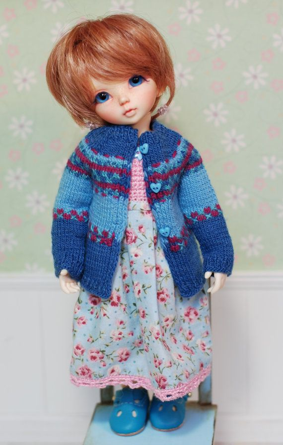 Cardigan For Littlefee YOSD New