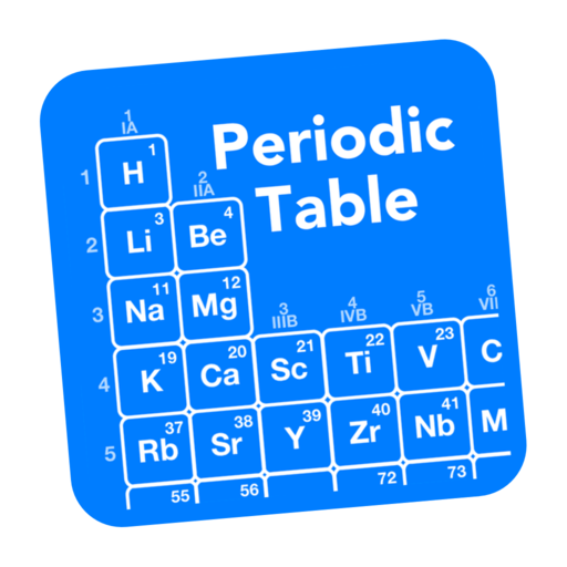 Periodic table chemistry mac icon ios icons pinterest periodic table chemistry mac icon urtaz Image collections
