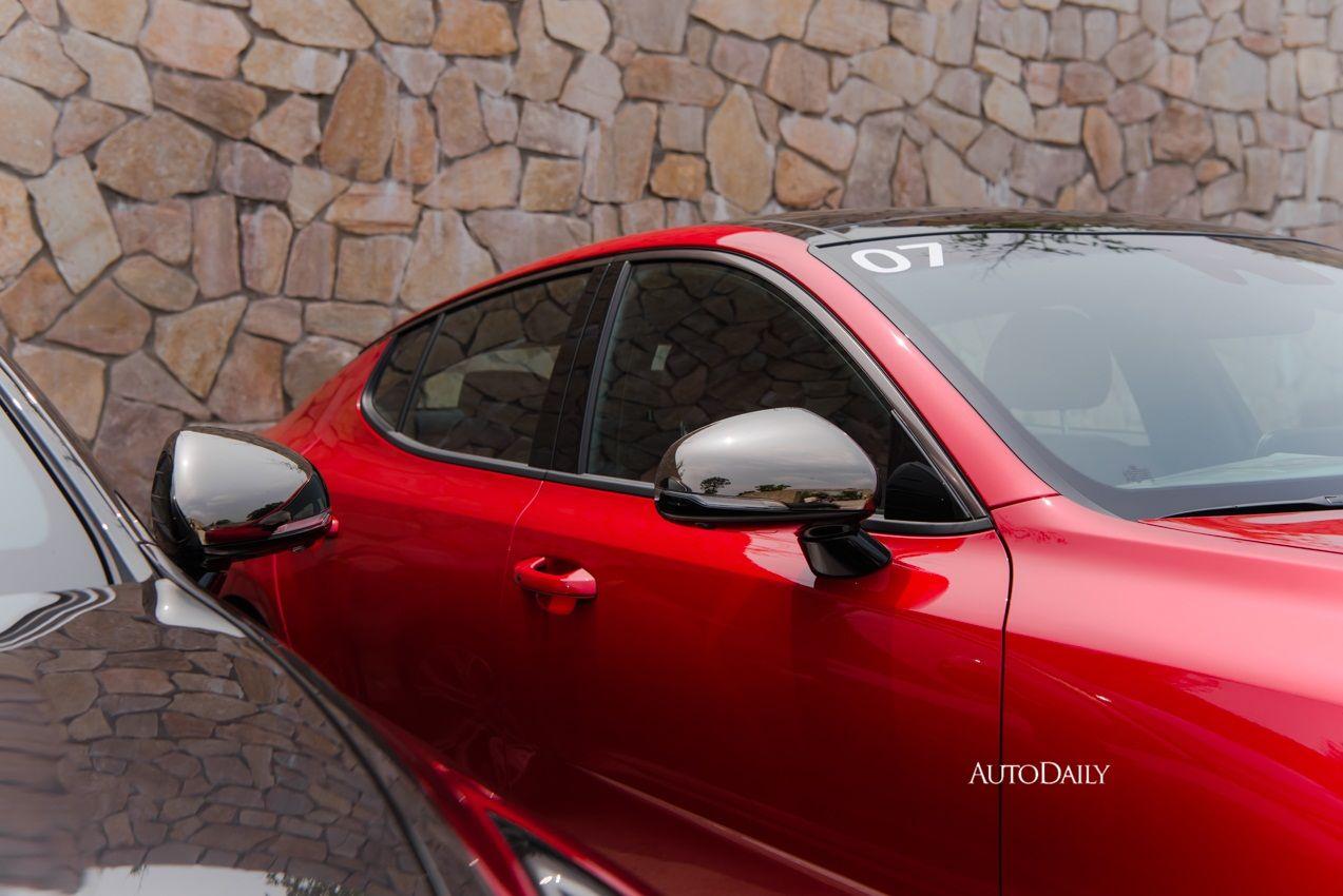 [포토]스팅어, 최상위 3.3 GT가 가장 많이 팔린다. 19영업일 동안 2700대 계약 | | 뉴스/커뮤니티 : 다나와 자동차