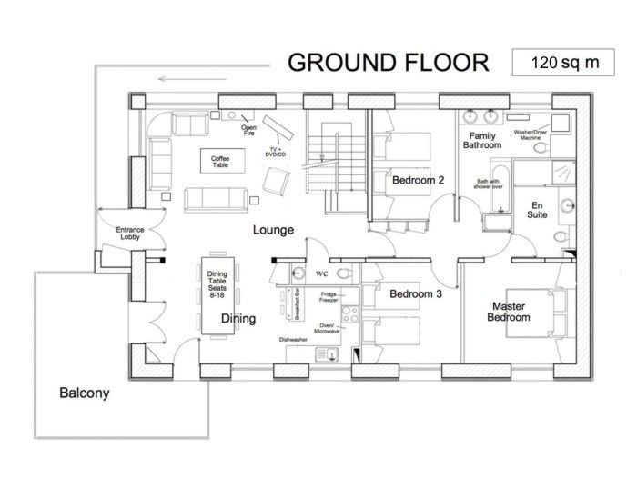 17 best images about hotel & apartment floor plans on pinterest
