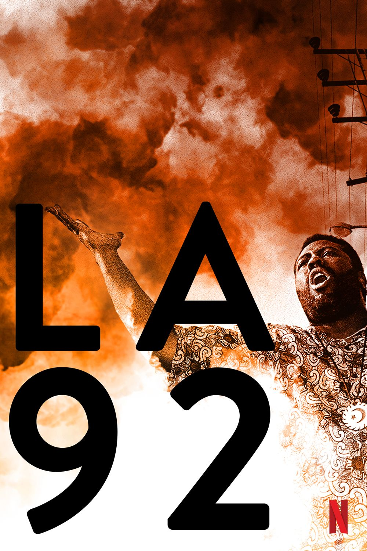 La92 2017 in 2020 black lives documentary now black