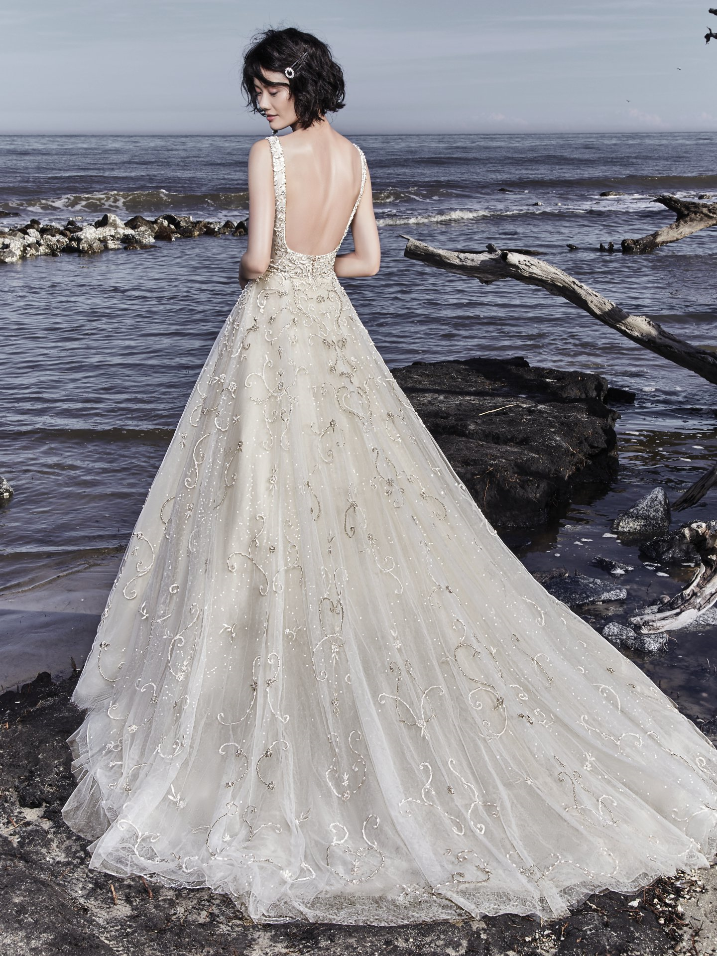 Another look at the maggie sottero maven new arrivals in