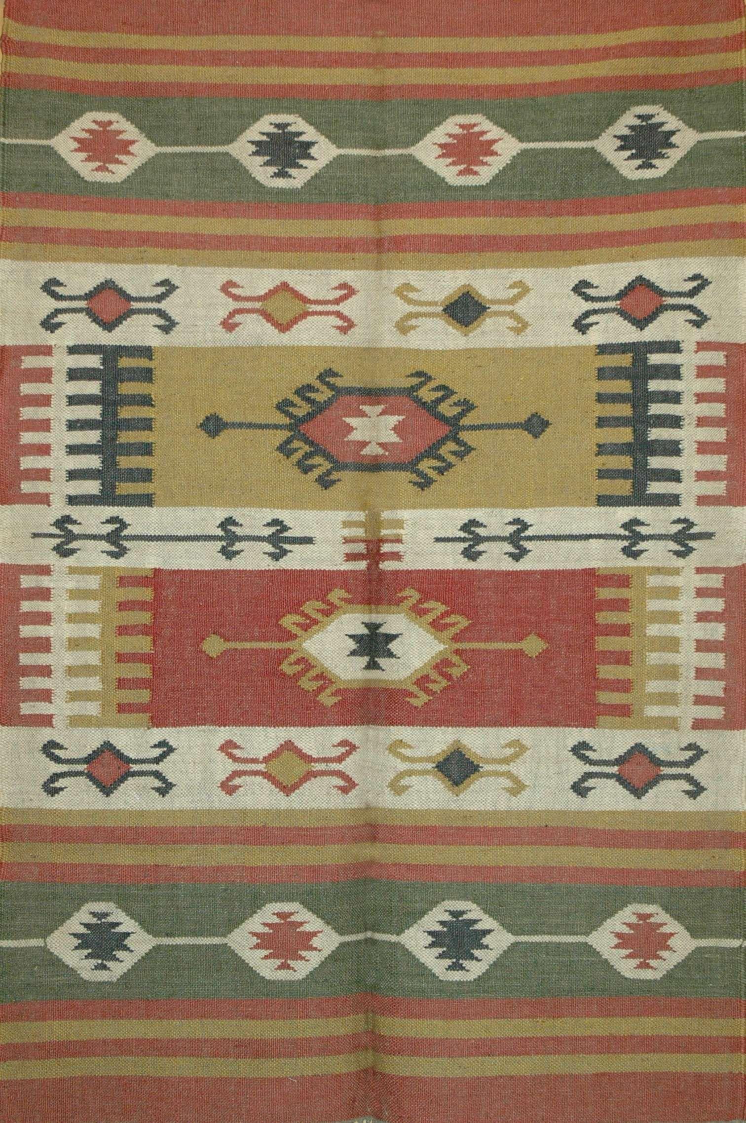 Venjara Carpets Mumbai Jute Wool Durrie Carpet Coir Rug Carpet Tiles