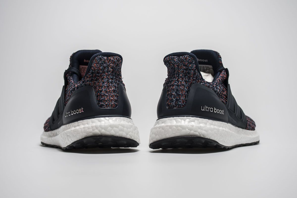 e18146f5c82 Adidas Ultra Boost 4.0 Navy Multicolor BB6165 Real Boost5