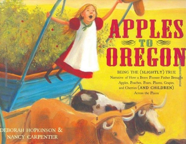 Apples To Oregon TpT FREE LESSONS Apple Books Read