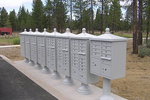 #mailbox #mailboxes #beautification #decorative #landscape #homeowners #cbu #clusterbox #multiunit #curbappeal #speciallite