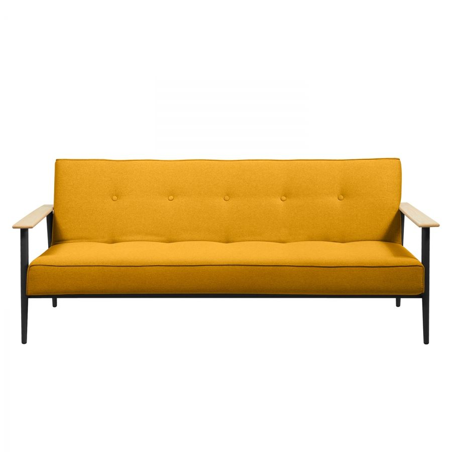 Schlafsofa Henry Webstoff Home Sweet Home Couch