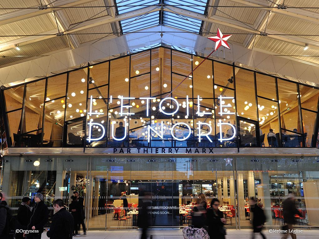 The Best Places to Eat in Paris & London's Train Stations