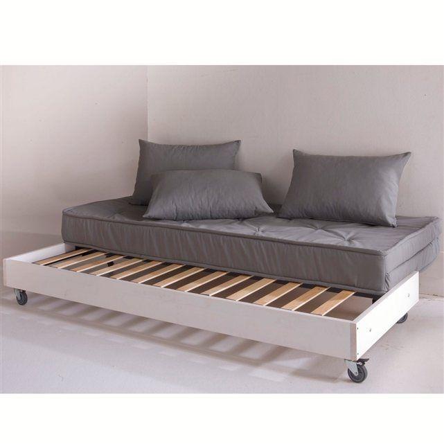 matelas et coussins pour banquette hiba la redoute interieurs detente pinterest coussin. Black Bedroom Furniture Sets. Home Design Ideas
