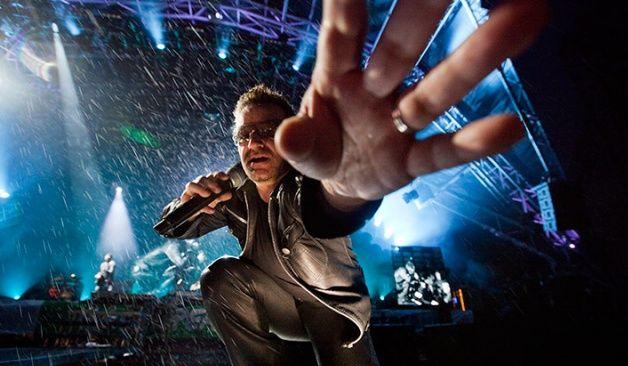U2 en el Festival de Glastonbury l 24-6-11