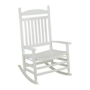 Miraculous Hinkle Chair Company Bradley White Slat Jumbo Wood Outdoor Theyellowbook Wood Chair Design Ideas Theyellowbookinfo