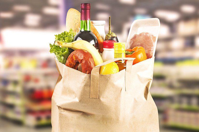 Slik shopper du deg sunn og mager!!
