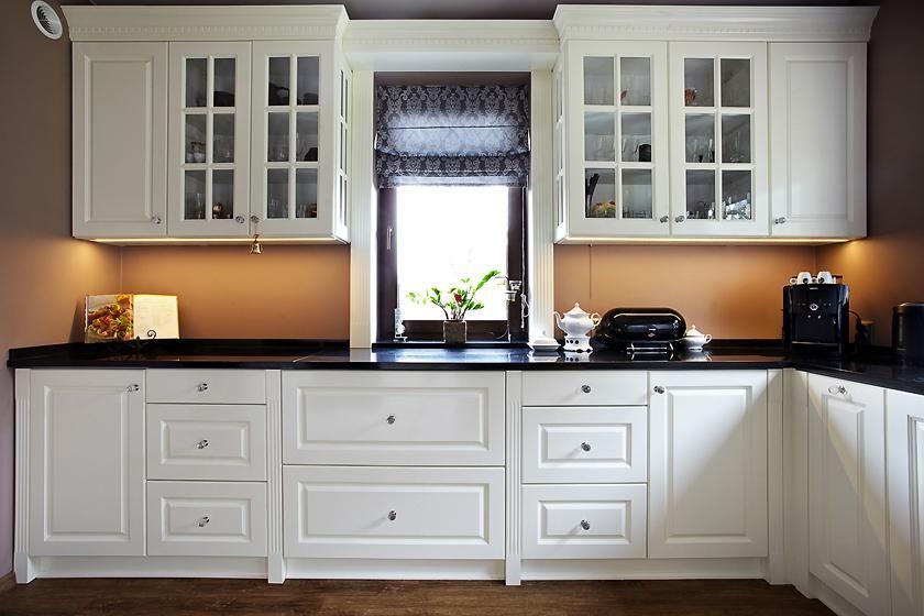 Kuchnia Angielska Meble Kuchenne Angielskie 4319003127 Oficjalne Archiwum Allegro Home Log Homes Home Decor