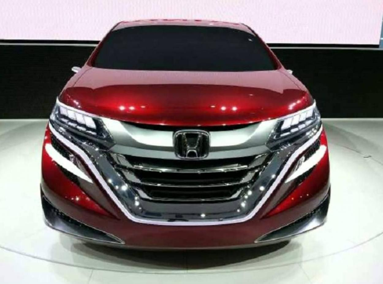 2017 Honda Odyssey Release Date and Price Honda odyssey