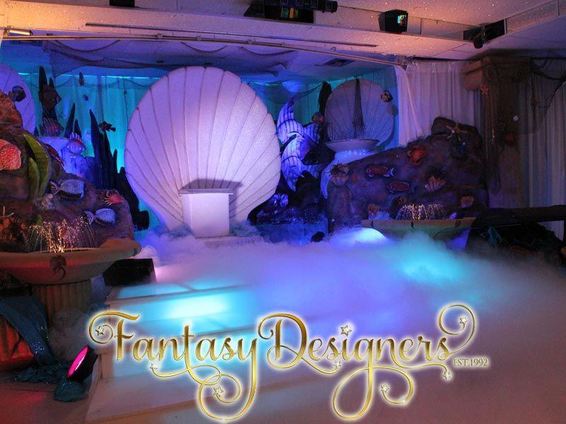 Under The Sea Quinceanera Themes Under The Sea Theme Prom Decor