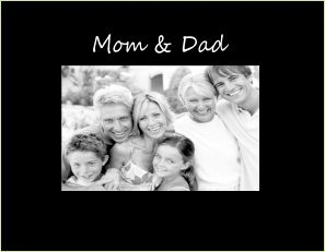 Mom Dad 4x6 Photo Frame Picture Frames Pinterest