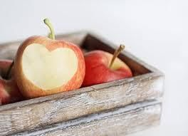A Brazilian study found that women who ate three apples per day lost more weight while dieting than women who did not eat fruit while dieting. Gotta love those Brazilians. We trust what they say… they know how to rock those bikinis! So if you feel like a snack today, reach for that apple! It's full of fiber and will even help lower cholesterol.  http://momsgonezen.com/zen-fix/an-apple-a-day/