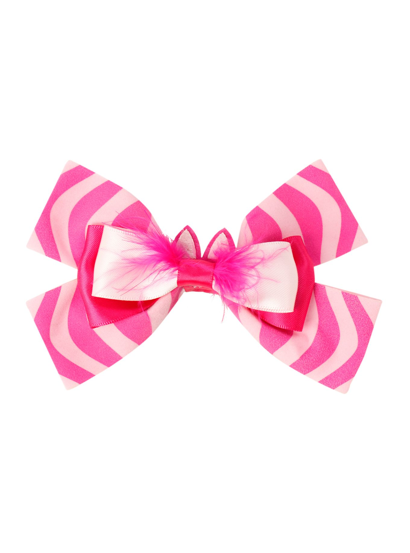 Mad For This Cheshire Cat Bow