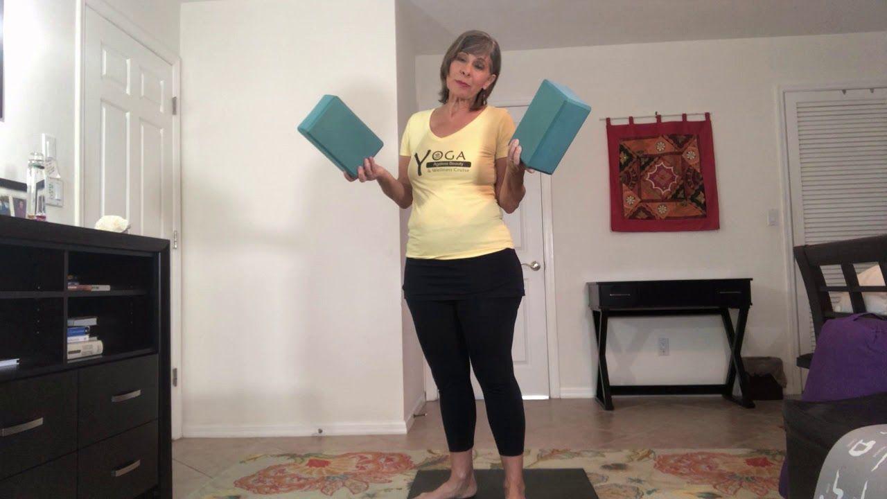 Andrea Trank PSA Yoga Safety at Home
