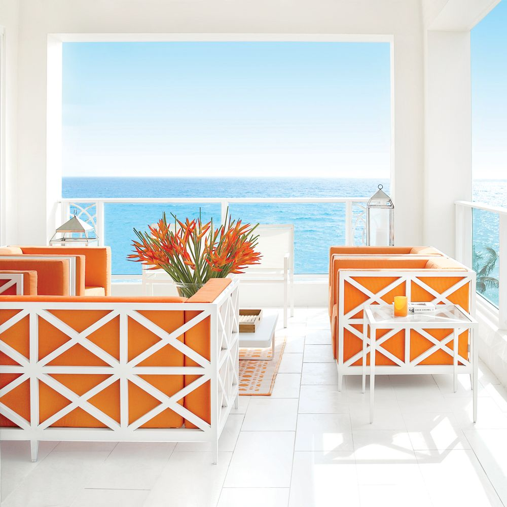 20 Ways To Decorate With Orange And Yellow
