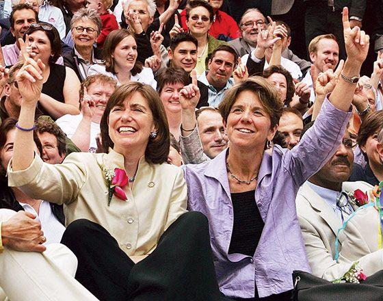 same sex marriage divorce in new york in Fremont