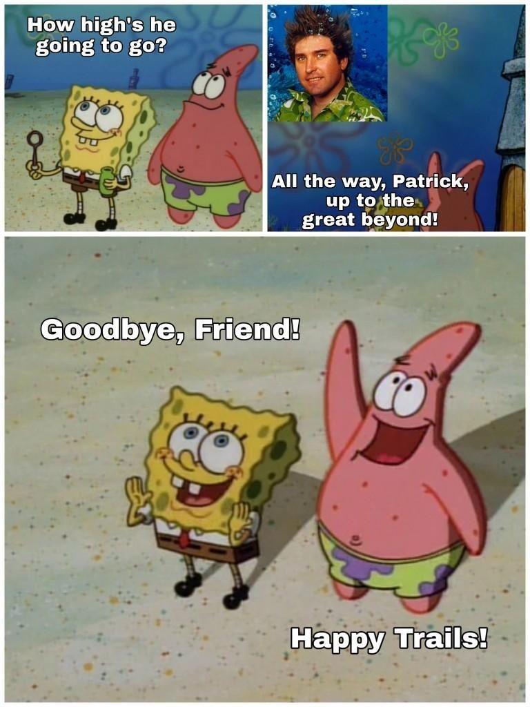 Spongebob squarepants spongebob memes stephen hillenburg meet the robinson magnum opus