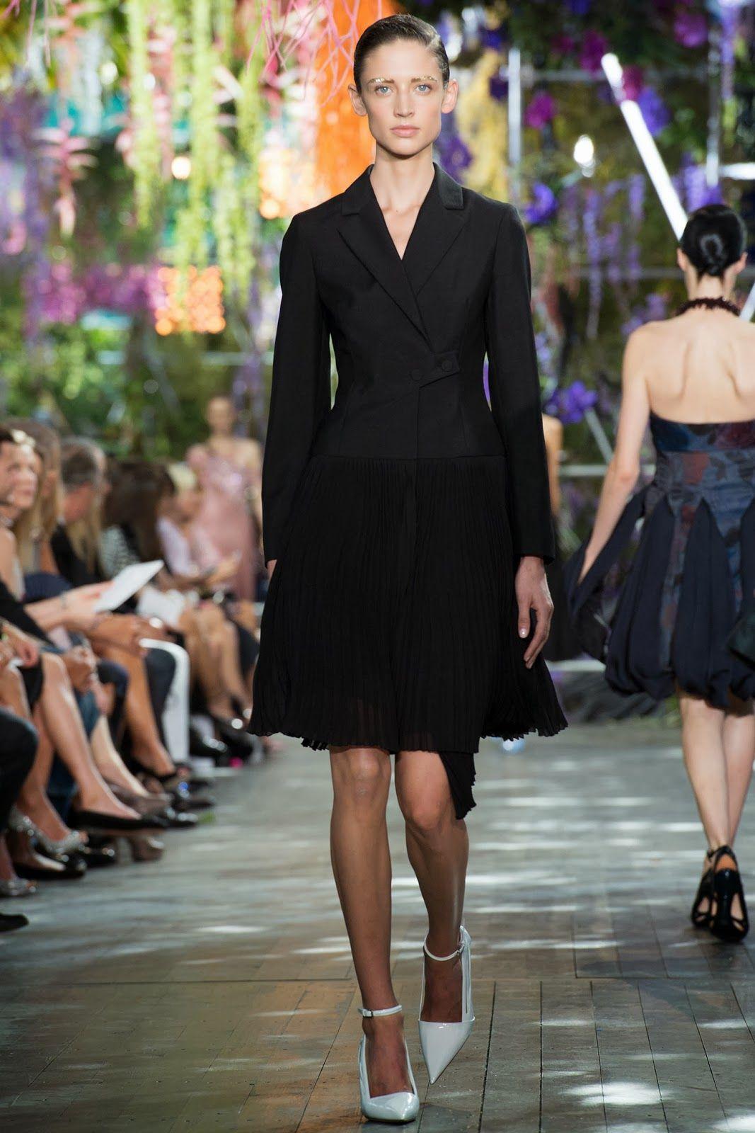 visual optimism; fashion editorials, shows, campaigns & more!: christian dior s/s 14 paris