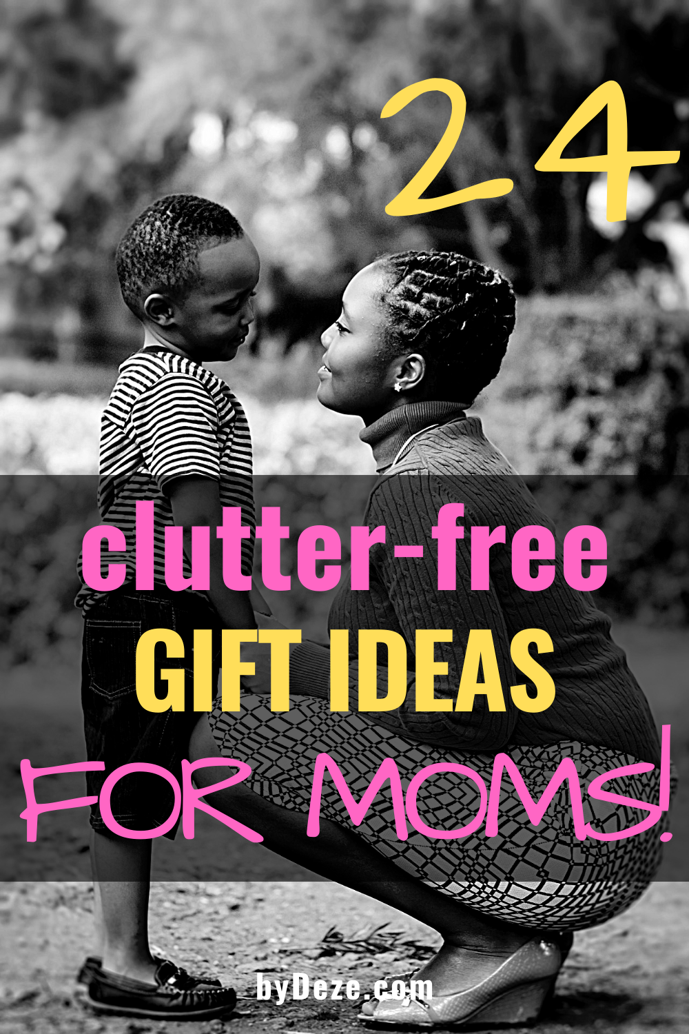 Mother's Gift Guide: For The Mom Who Doesn't Want More STUFF | Experience gifts, Gift guide ...