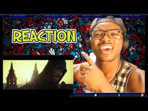 Assassin's Creed - Trailer World Premiere Reaction! - YouTube